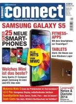 Connect Magazin April N 04, 2014