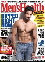 Men's Health India - March 2014
