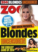 ZOO UK - Issue 518, 20 March 2014
