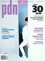 PDN Magazine - April 2014