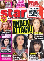 Star Magazine UK - 17 March 2014