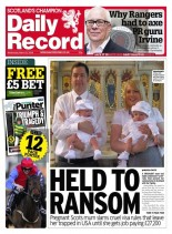 Daily Record - Wednesday, 12 March 2014