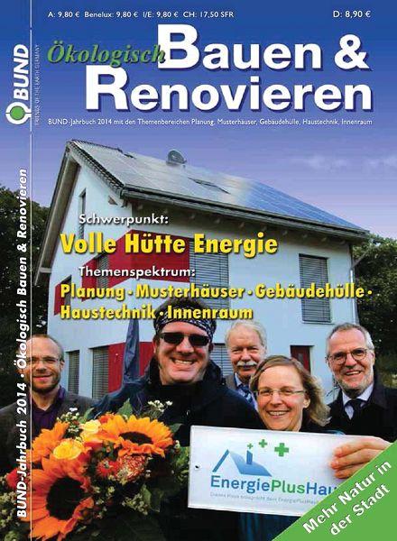download bauen und renovieren bund jahrbuch 2014 pdf magazine. Black Bedroom Furniture Sets. Home Design Ideas