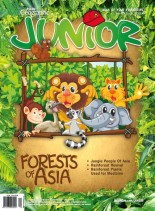 Asian Geographic JUNIOR - Issue 2, 2014