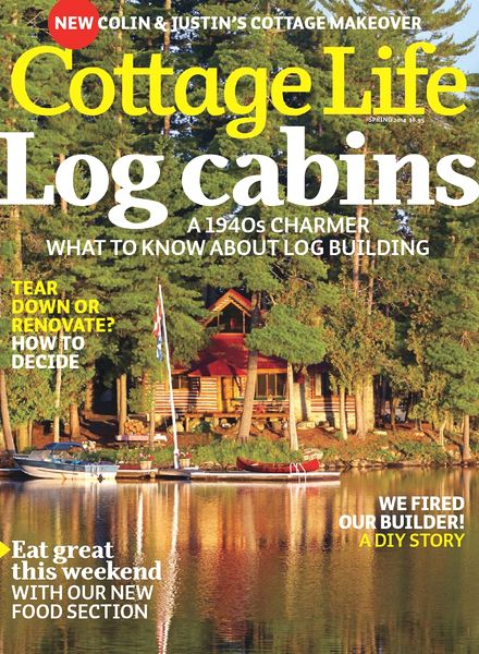 Download cottage life spring 2014 pdf magazine Spring cottage magazine