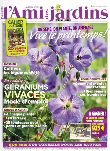 Download l ami des jardins et de la maison n 1041 avril - Maisons et jardins magazine ...