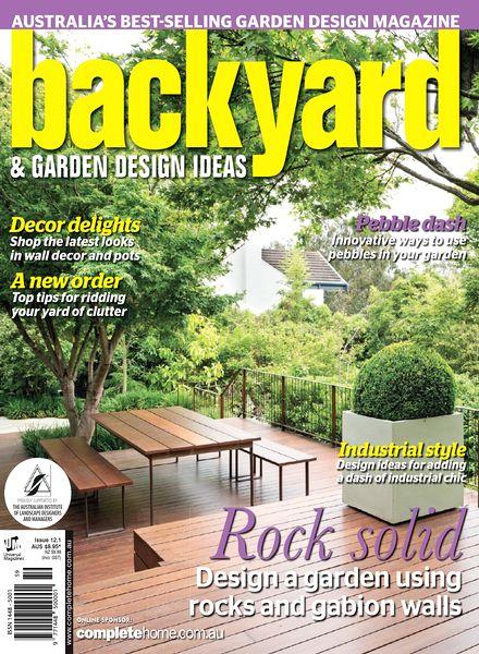 Download backyard garden design ideas issue 12 1 pdf for Garden design ideas pdf