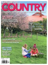 Australian Country - April 2014