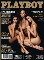 Playboy Netherlands - April 2014