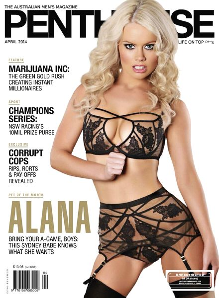 ������ Penthouse Australian April 2014 �������� ������