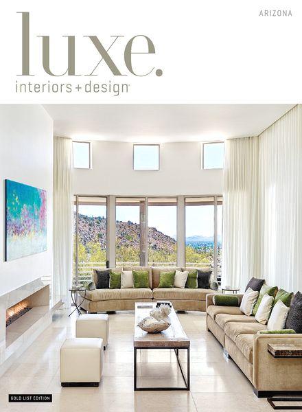 Download Luxe Interior Design Magazine Arizona Edition Spring 2014 Pdf Magazine