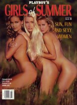 Playboy's Girls Of Summer - August 1996