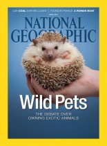 National Geographic USA - April 2014