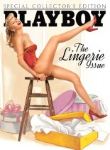 Playboy Special Collector's Edition The Lingerie Issue - April 2014