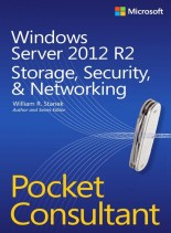 Windows Server 2012 R2 Pocket Consultant