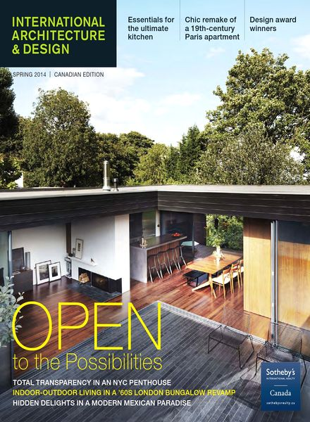 Download international architecture design spring 2014 for Architectural design magazine free download