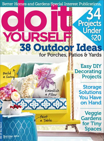 download do it yourself summer 2014 pdf magazine. Black Bedroom Furniture Sets. Home Design Ideas