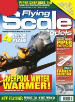 Flying Scale Models - Issue 172, March 2014