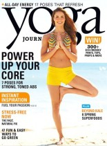 Yoga Journal USA - April-May 2014