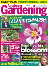 Amateur Gardening - 12 April 2014