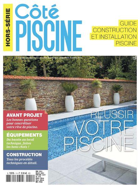 Download cote piscine hs guide construction et for Guide construction piscine