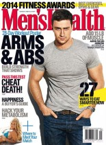 Men's Health USA - May 2014