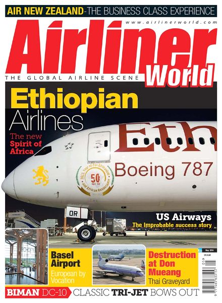 Airliner World Indonesia Airliner World May 2014