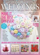 Handmade Weddings 2014