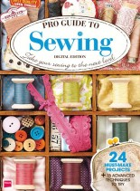 Pro Guide to Sewing 2014