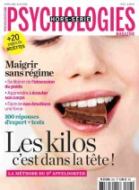 Psychologies France Hors Serie N 25 - Avril-Mai-Juin 2014