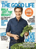Dr. Oz The Good Life - May-June 2014