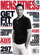 Men's Fitness USA - May 2014