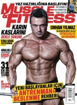 Muscle & Fitness - NISAN 2014