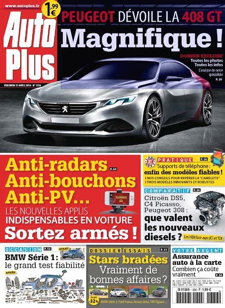 download auto plus n 1336 11 au 17 avril 2014 pdf magazine. Black Bedroom Furniture Sets. Home Design Ideas
