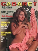 Cabaret Queens Quarterly - Summer 1968