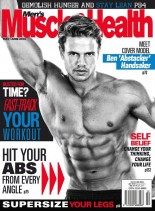 Men's Muscle & Health - May-June 2014