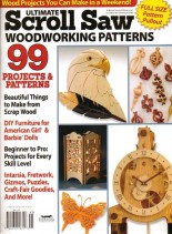 Ultimate Scroll Saw Woodworking Patterns - Spring 2014