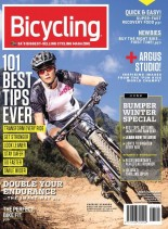 Bicycling South Africa - May-June 2014