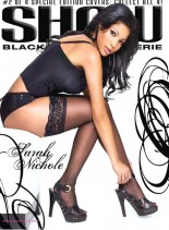 Black Lingerie Issue 4