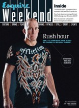 Esquire Weekend - 8-14 April 2014