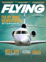 Flying - May 2014