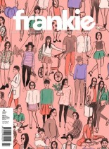 Frankie Magazine - May-June 2014
