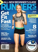 Runner's World USA - May 2014