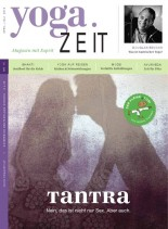 Yoga Zeit - N 15, April-Mai-Juni 2014