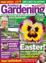 Amateur Gardening - 19 April 2014