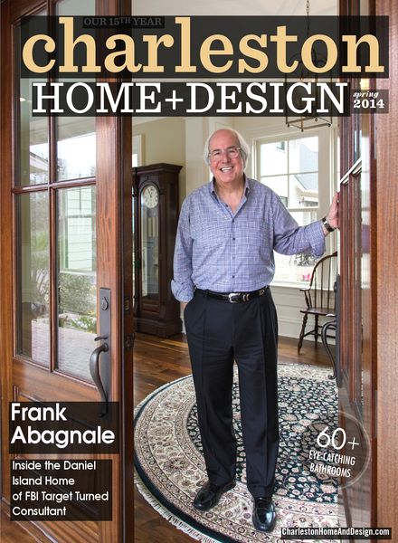 Download charleston home design magazine spring 2014 for Charleston home design magazine