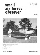 Small Air Forces Observer 092