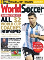 World Soccer - May 2014