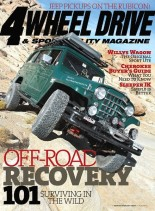 4 Wheel Drive Magazine - June 2014