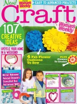Craft from Woman's Weekly - May 2014